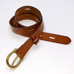 Madewell Backcountry Leather Belt